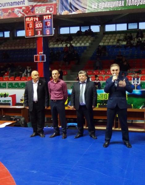 Два вольника изКБР победили напервенстве Российской Федерации